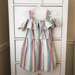 Fun little stripe dress 👗